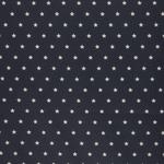 besch. Baumwolle - Meluna - Sterne DM ca. 1 cm - dunkelblau
