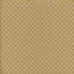 besch. Baumwolle AU Maison: Belle Fleur (kleine Blümchen :)) - mustard