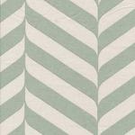 Baumwolle - Au Maison - Design: Henri - Farbe: verte