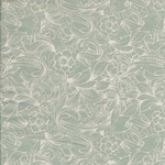 Baumwolle - Au Maison - Design: Caroline - Farbe: verte