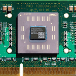 Extreme high resolution Athlon 800 MHz scan