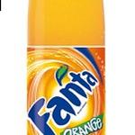fanta orange 1.5l : 2€
