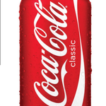 coca cola 33 cl :1€