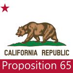 California Prop. 65