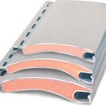 Aluminumprofile PU-ausgeschäumt