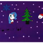 Noël par Louhanne