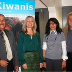 Das Team für 2013/ 2014: Dieter Gebhard, Ulrike Fröse, Christine Wüst und Wolfgang Stocker (v.l.n.r)
