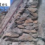 Tanque de Santo Tomas antes de la rehabilitación
