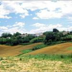 village sur coteau