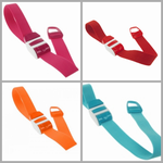 Gekleurde stuwbanden