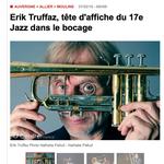 Erik Truffat - Centre France - Photo © Nathalie Pallud- 2016