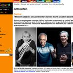 Erik Truffat - Marseille Jazz des continents - Photo © Nathalie Pallud