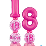 Birthday Bubble Numbers: ca. 2,00m € 39,90 / ca. 1,60m € 29,90