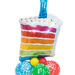 Rainbow-Cake Centerpiece € 24,90