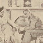 Mieczysława Ćwiklińska i Antoni Różycki w sztuce Skiz T.Nowy Warszawa (1937)