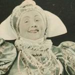 Mieczysława Ćwiklińska w filmie Pan Twardowski (1936)