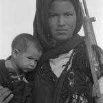 &#169Christine Spengler - Sahara Occidental. Polisario. 1976