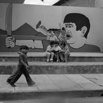 &#169Christine Spengler - Nicaragua. Managua, 1981.