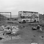 &#169Christine Spengler - Irlande du Nord. Belfast, 1978.