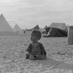 &#169Christine Spengler - Sahara Occidental. Campement de Tindouf. 1976