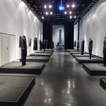 Cité de la dentelle - Calais • EXPOSITION  FRANCOISE ANDRE GOURSSOL  (modes et arts du futur)