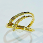 K18ダイヤモンドリング D:0.30ct 現行サイズ:12番 ¥92,000(税込)リピート不可品