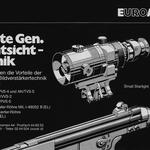 Anzeigenillustration (Nachtsichttechnik) für die Firma EUROATLAS