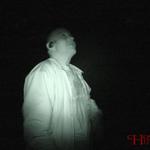 Was gibts da oben wohl zu sehen? Einen klaren Sternenhimmel und ziemlich hellen Mond. #Ghosthunters #ghosts #paranormal #geister