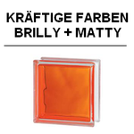 BRILLY MATTY kräftige farben strong shades Glassteine glass blocks glasblokken glasbausteine bouwstenen stegels innen wave Wolke inside coloured solaris 1919/8 Glasbausteine-center.de Glasstein Österreich Schweiz Belgique Suisse nederland Bouwstenen
