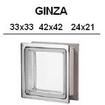 GINZA Glasbausteine Q33 Q42 Q24 33x33 42x42 24x21 33x33x12 Glasstein Glass Blocks Briques de verre glasbausteine-center Danmark Belgique Nederland Österreich Schweiz Luxemburg Belgien Glastegels Glasblokke Glazen bouwstenen France
