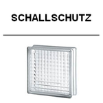 Glasbausteine Glasstein Glasbausteine-center glass blocks glazen blokke bouwstenen schallschutz dB sound proofing isolation acoustique proteccion solaris 24x24 dämmung lärm 49 47 45 noise reduction acustic Österreich Schweiz Belgique Suisse Nederland Fran