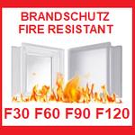 Brandschutz F30 F60 F90 F120 SEVES Solaris Glasbausteine Glassteine Bauglas Glasstein Glasbaustein  Feuerschutz  Fire resistant Feuerhemmung Brandschutzverglasung