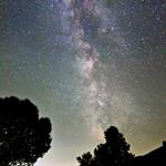 La Via Lattea dai nostri cieli inquinati