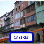 Castres,musée Goya et jardin de l'évèché