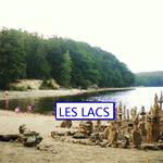 Les lacs de montagne offrent fraicheur , baignade et sports nautiques