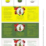design etichette ischia