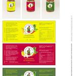 ptogettazione grafica etichette ischia