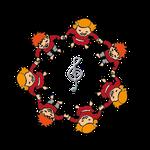 Logo und Werbung für eine Musikpädagogin