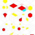 Die Zeichnung habe ich komplett geändert. Hier sind die Inkscape Hexagons 1-20. Und die Teile für den Schablonenzuschnitt.