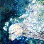 旭川のシロクマ