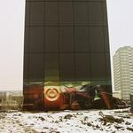 © Siegfried Schütze und Bern Martin, 4-teiliges Wandbild, Entwurf und Ausführung, 1984/85