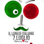 Flyer realizzato per il lunedì Italiano al Mamma Mia Beach di S.Teresa di Riva