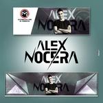 Nuovo look per Alex Nocera di Radio M2o. Abbiamo disegnato il Logo, FB Cover e la grafica del sito alexnocera.com
