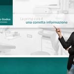 Grafica realizzata per il web site del Dott. ANTONINO LO GIUDICE