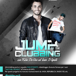 Jump to the clubbing. Grafica di presentazione
