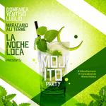 Flyer realizzato per il Maracaibo Club di Alì Terme