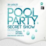 Flyer realizzato per il Pool Party al Capo dei Greci di S.Alessio Siculo