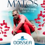 Flyer realizzato per il lido Odissea Beach