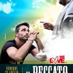 Flyer realizzato per il We Love del Mamma Mia Beach di S.Teresa di Riva. Ospite: Fabio De Vivo