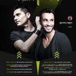 Grafica realizzata per il Combo Party di Alex Nocera e Fabio De Vivo di Radio M2o